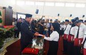 Bupati Askolani  Lantik 485 orang Pengurus dan Anggota BPD Banyuasin