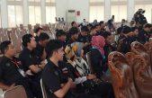 MCT Disporapar Banyuasin mengikuti Orientasi Persatuan Wartawan Indonesia