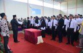138 Anggota BPD Banyuasin dari 2 kecamatan Resmi Dilantik Bupati Askolani