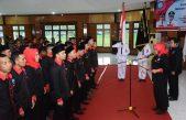 Pelantikan Serta Pengukuhan DPC GANN oleh Bupati Banyuasin