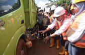 Launching Pembangunan Jalan Trans Pulau Rimau