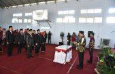 Pelantikan KPAD Kabupaten Banyuasin
