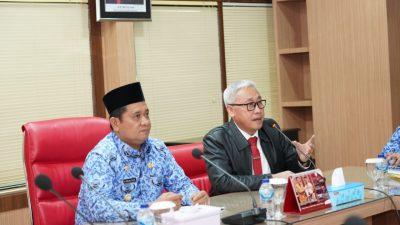 Kabupaten Banyuasin akan Pecahkan Rekor MURI pengisian SPT Tahunan Serentak 1000 peserta Terbanyak di Indonesia