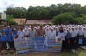 Kampanye Ketertiban Lalu Lintas dan Angkutan di SMPN 2 Banyuasin III