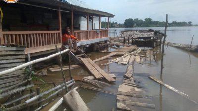 5 Desa Di Bantaran Sungai Bersiap Terdampak Banjir