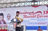 Jadikan Penutupan MTQ Sebagai Momentum Lebih Mencintai Al-Qur'an