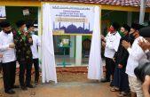 Bupati Resmikan Pondok Pesantren Pertama Di Desa Suka Pindah