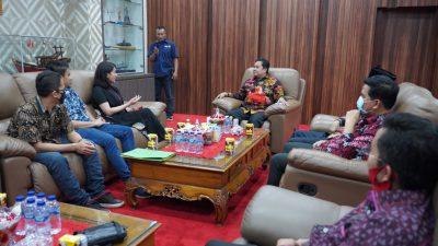 Inews TV Apresiasi Banyuasin Produsen Beras Nomor 4 Nasional