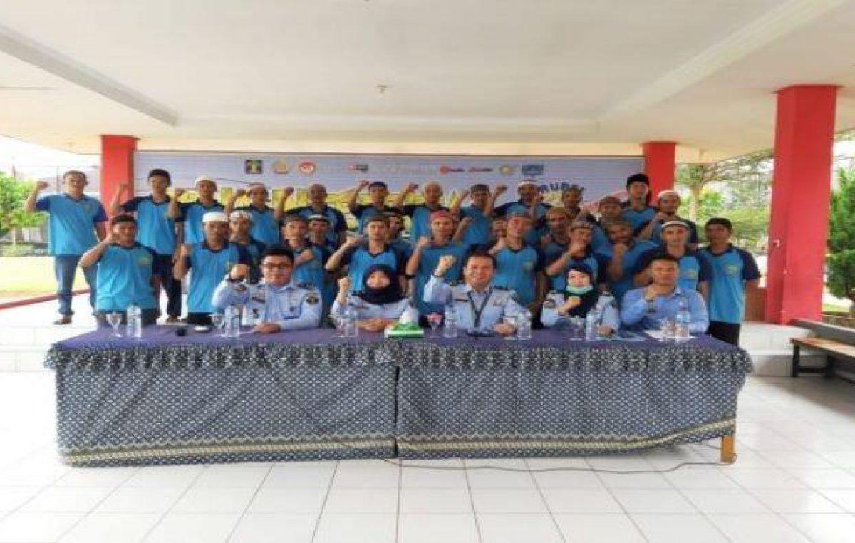 Lembaga Permasyarakatan (LP) Kelas IIA Kabupaten Banyuasin Fasilitasi Bantuan Hukum Khusus  Tahanan Miskin
