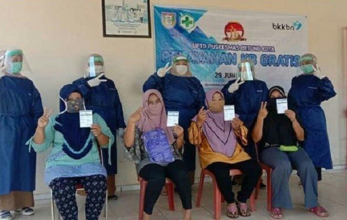 Antisipasi Kehamilan Diluar Program KB, Warga Banyuasin Diingatkan Pakai Alat Kontrasepsi