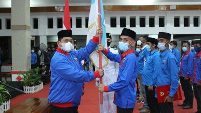 PK KNPI Se-Kabupaten Banyuasin Resmi Di Lantik